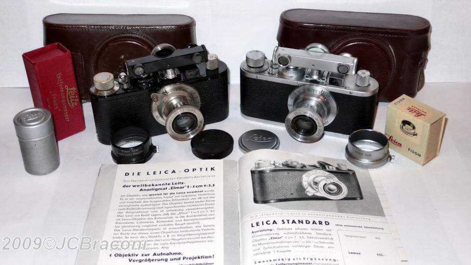 Leica Entfernungsmesser Fokos : Leica standard